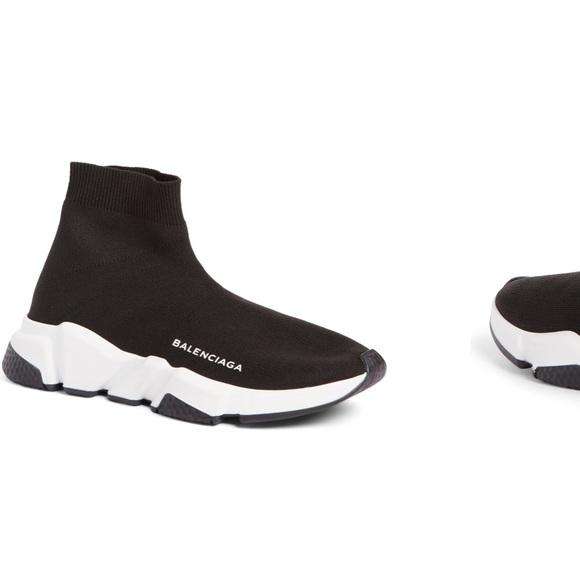 Speed Sock Knit Sneaker Trainer